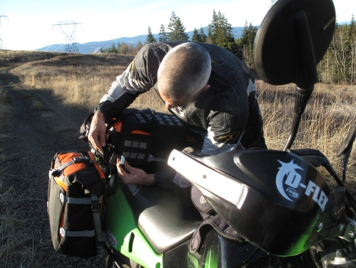 Mosko Moto 1-17-14 (14) dualsport pannier duffle ktm 690 enduro