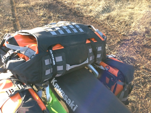 Mosko Moto 1-17-14 (16) dualsport pannier duffle kawasaki KLR 650