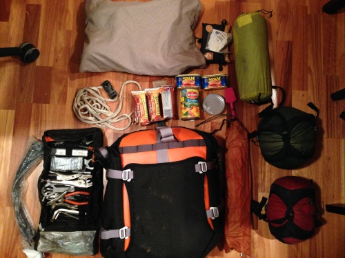 Mosko Moto 1-17-14 (24) dualsport pannier packed camping