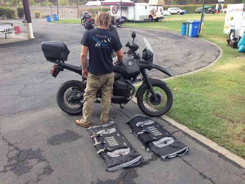 Mosko-Moto-Motorcycle-Soft-Bags-Dualsport-Offroad-Luggage-Soft Luggage-Pannier-Duffle-Saddlebag- KTM - BMW - Rackless - Reckless - 10-08-14-(22)