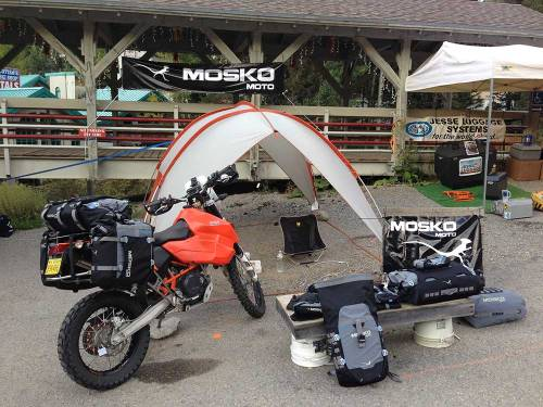 Mosko-Moto-Motorcycle-Soft-Bags-Dualsport-Offroad-Luggage-Soft Luggage-Pannier-Duffle-Saddlebag- KTM - BMW - Rackless - Reckless - 10-08-14-(7)