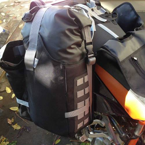 Mosko-Moto-Motorcycle-Soft-Bags-Dualsport-Offroad-Luggage-Soft Luggage-Pannier-Duffle-Saddlebag- KTM - BMW - Rackless - Reckless - 11-5-14 (12)