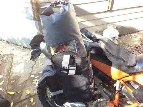 Mosko-Moto-Motorcycle-Soft-Bags-Dualsport-Offroad-Luggage-Soft Luggage-Pannier-Duffle-Saddlebag- KTM - BMW - Rackless - Reckless - 11-5-14 (9)