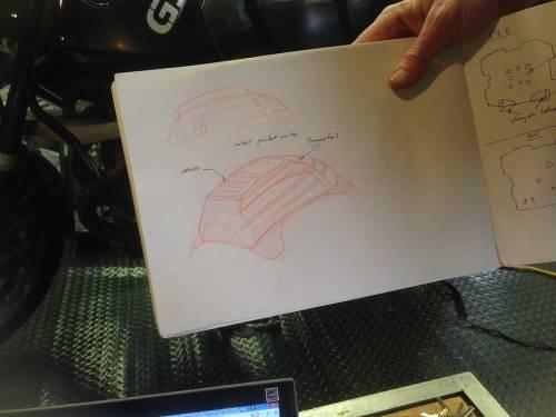 Mosko-Moto-Motorcycle-Soft-Bags-Dualsport-Offroad-Luggage-Soft Luggage-Pannier-Duffle-Saddlebag- KTM - BMW - KLR - Rackless - Reckless - Tank Bag - 3-3-14 (7)