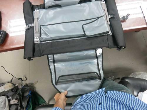 Mosko-Moto-Motorcycle-Soft-Bags-Dualsport-Offroad-Luggage-Soft Luggage-Pannier-Duffle-Saddlebag- KTM - BMW - KLR - Rackless - Reckless - Tank Bag - 3-3-14 (9)