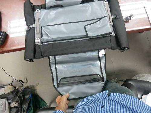 Mosko-Moto-Motorcycle-Soft-Bags-Dualsport-Offroad-Luggage-Soft Luggage-Pannier-Duffle-Saddlebag- KTM - BMW - KLR - Rackless - Reckless - Tank Bag - 3-3-14 (9)
