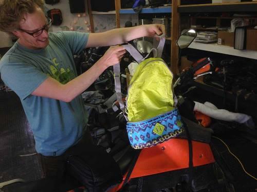 Mosko Moto-Motorcycle-Soft-Bags-Dualsport-Offroad-Adventure -Soft Luggage -Pannier-Duffle - KTM - BMW - KLR - Rackless - Reckless - Tank Bag - Adventure Jacket - Pants - Jersey 4-17-15(1 (14)
