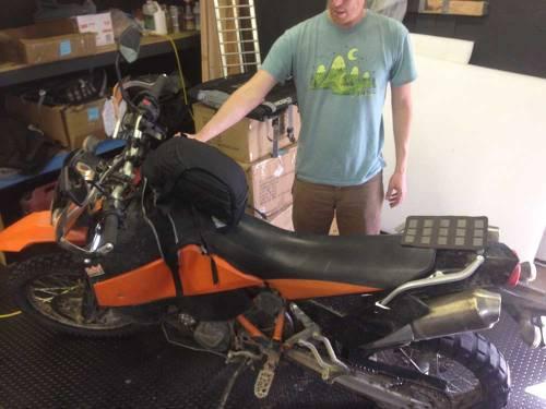 Mosko Moto-Motorcycle-Soft-Bags-Dualsport-Offroad-Adventure -Soft Luggage -Pannier-Duffle - KTM - BMW - KLR - Rackless - Reckless - Tank Bag - Adventure Jacket - Pants - Jersey 4-17-15(1 (7)