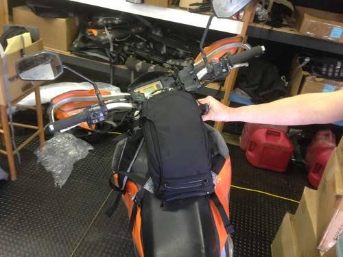 Mosko Moto-Motorcycle-Soft-Bags-Dualsport-Offroad-Adventure -Soft Luggage -Pannier-Duffle - KTM - BMW - KLR - Rackless - Reckless - Tank Bag - Adventure Jacket - Pants - Jersey 4-17-15(1 (8)