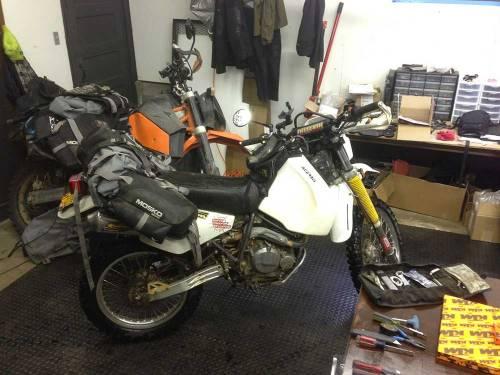Mosko Moto-Motorcycle-Soft-Bags-Dualsport-Offroad-Adventure -Soft Luggage -Pannier-Duffle - KTM - BMW - KLR - Rackless - Reckless - Tank Bag - Adventure Jacket - Pants - Jersey 5-8-15 (3)