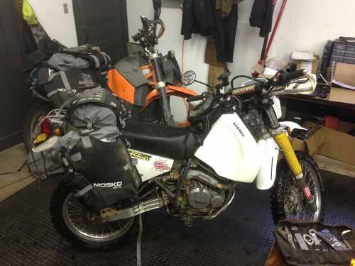 Mosko Moto-Motorcycle-Soft-Bags-Dualsport-Offroad-Adventure -Soft Luggage -Pannier-Duffle - KTM - BMW - KLR - Rackless - Reckless - Tank Bag - Adventure Jacket - Pants - Jersey 5-8-15 (4)
