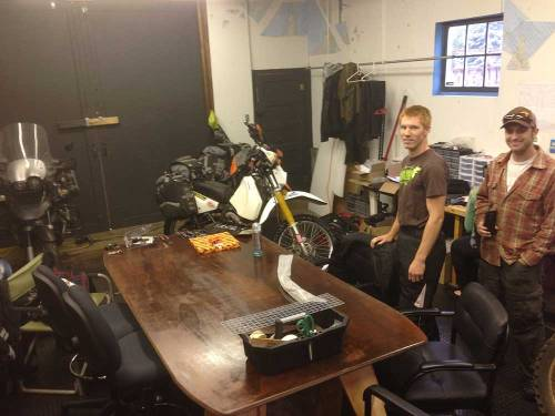 Mosko Moto-Motorcycle-Soft-Bags-Dualsport-Offroad-Adventure -Soft Luggage -Pannier-Duffle - KTM - BMW - KLR - Rackless - Reckless - Tank Bag - Adventure Jacket - Pants - Jersey 5-8-15 (5)
