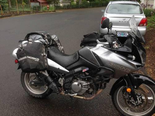 Mosko Moto-Motorcycle-Soft-Bags-Dualsport-Offroad-Adventure -Soft Luggage -Pannier-Duffle - KTM - BMW - KLR - Rackless - Reckless - Tank Bag - Adventure Jacket - Pants - Jersey 5-8-15 (6)