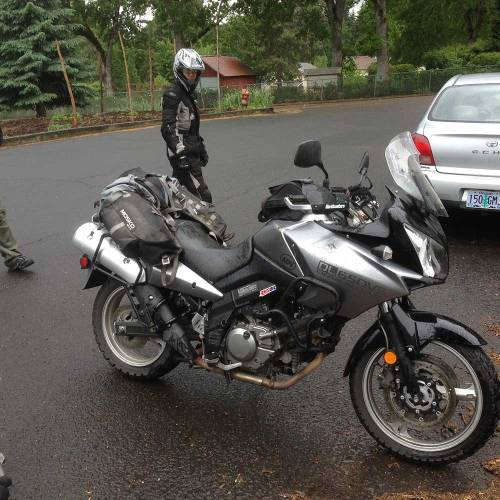 Mosko Moto-Motorcycle-Soft-Bags-Dualsport-Offroad-Adventure -Soft Luggage -Pannier-Duffle - KTM - BMW - KLR - Rackless - Reckless - Tank Bag - Adventure Jacket - Pants - Jersey 5-8-15 (9)