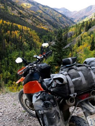 Mosko-Moto-Motorcycle-Soft-Bags-Dualsport-Offroad-Adventure--Soft-Luggage--Pannier-Duffle---KTM---BMW---KLR---Rackless---Reckless---Tank-Bag---Adventure-Jacket---Pants---Jersey-10-2-15-( (14)
