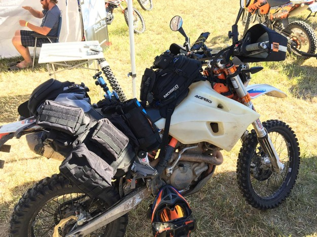 mosko-moto-motorcycle-soft-bags-dualsport-offroad-adventure-soft-luggage-pannier-duffle-ktm-bmw-klr-rackless-reckless-tank-bag-adventure-jacket-pants-jersey-BMW Atacama-UNRally (78)