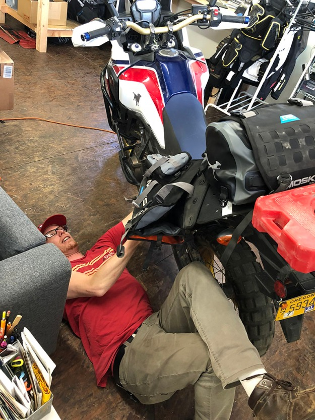 mosko-moto-motorcycle-soft-bags-dualsport-offroad-adventure-soft-luggage-pannier-duffle-ktm-bmw-klr-rackless-reckless-tank-bag-adventure-jacket-pants-jersey-BMW Atacama-5-18-18 ( (30)