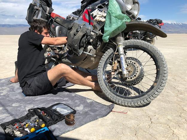 mosko-moto-motorcycle-soft-bags-dualsport-offroad-adventure-soft-luggage-pannier-duffle-ktm-bmw-klr-rackless-reckless-tank-bag-adventure-jacket-pants-jersey-BMW Atacama-5-18-18 ( (42)