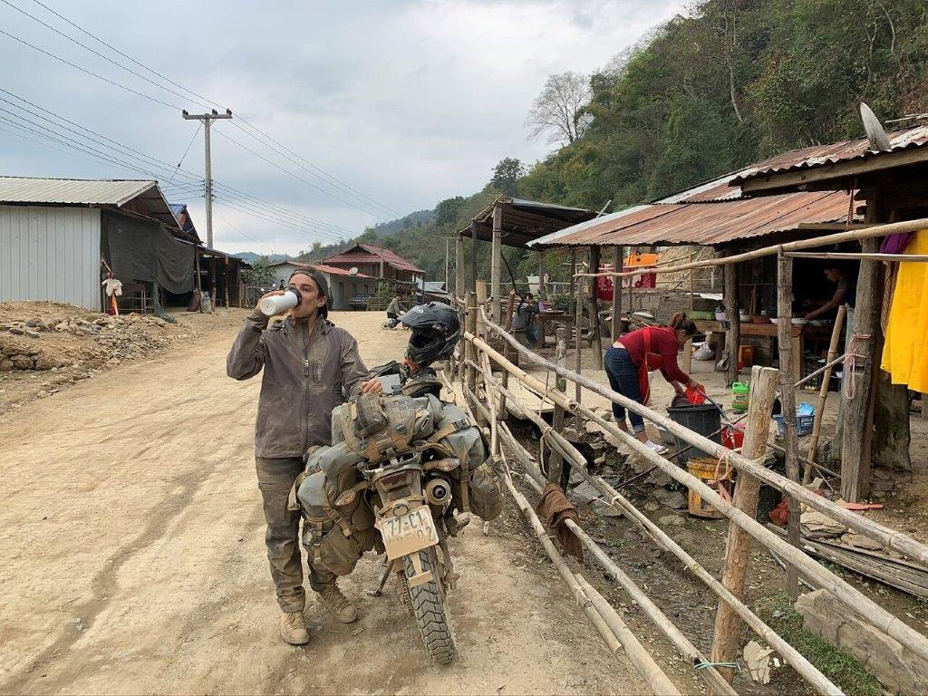 Mosko Moto Pannier Reckless Adventure Bike Motorcycle Luggage Apparel 2-21-20 (21)