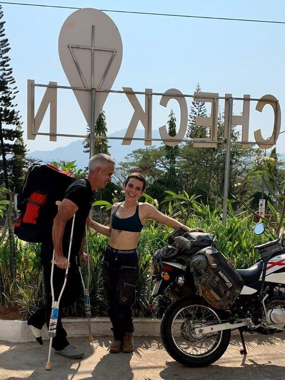 Mosko Moto Pannier Reckless Adventure Bike Motorcycle Luggage Apparel 2-21-20 (25)